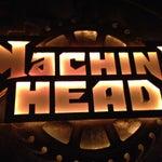 Фото Machine Head в соцсетях