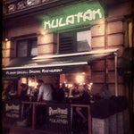 Photo taken at Kulaťák (Pilsner Urquell Original Restaurant) by Ondřej R. on 4/24/2013