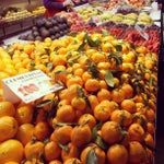 Photo taken at Mercat Central by Tabirta M. on 1/20/2013