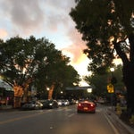 Photo taken at Coconut Grove by Becky D. on 2/7/2015