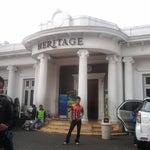 Photo taken at Heritage by Kisa D. on 10/21/2012