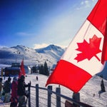 Photo taken at Whistler Village Gondola by Mike on 2/12/2013