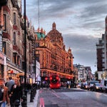 Photo taken at Harrods by Dion F. on 5/10/2013