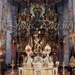 Photo taken at Iglesia del Salvador by Daniel Jiménez G. on 7/18/2013