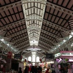 Photo taken at Mercat Central by Emilio C. on 3/5/2013