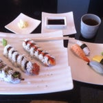 Photo taken at Sushi 1 by Dale M. on 5/28/2014