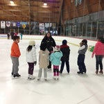 Photo taken at The Rinks Anaheim Ice by Mark M. on 12/1/2012