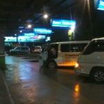 Photo taken at Trinoma Transport Terminal by Von T. on 12/1/2012