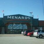 Photo taken at Menards by Pam W. on 10/12/2012