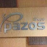 Photo taken at Edificio Pazos by Iván Alejandro M. on 2/28/2013