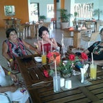 Photo taken at Refugio del Sol Hotel & Club de Playa by Hayde L. on 5/10/2013