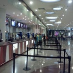 Photo taken at Cines Unidos by Giovanni C. on 10/25/2012