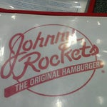 Photo taken at Johnny Rockets by William N. on 7/18/2013