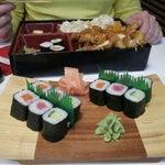 Photo taken at Running Sushi Sumo by David P. on 4/13/2013