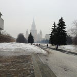Photo taken at Юридический факультет МГУ by Майский А. on 2/16/2013