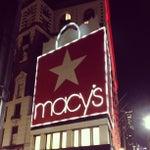 Photo taken at Macy's by Caroline H. on 3/22/2013