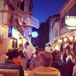 Photo taken at Yesilkoy Bodrum Meyhanesi by Ulaş M. on 7/16/2013
