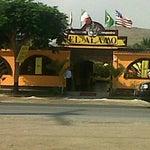 Photo taken at Restaurante Campestre El Alamo by Cesar S. on 2/10/2013