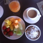 Photo taken at Kea Lani Restaurant by Erin L. on 8/18/2013