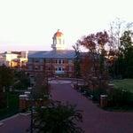 Photo taken at University of North Carolina at Charlotte by Melinda S. on 11/2/2012