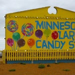 Photo taken at Minnesota's Largest Candy Store by Briana H. on 9/3/2013