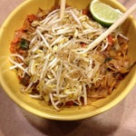 Photo taken at Nothing But Noodles by Aleksandra H. on 2/9/2013