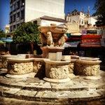 Photo taken at Agiou Titou Square by Ирина Б. on 6/29/2013