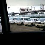 Photo taken at Trinoma Transport Terminal by Bk J. on 7/7/2013