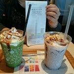 Photo taken at nana's green tea 東京スカイツリータウンソラマチ店 by Emi Y. on 12/27/2014