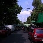 Photo taken at Tianguis de los domingos. by ALEJANDRO C. on 8/4/2013