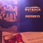 Photo taken at Outback Steakhouse by Alyssa Rose E. on 2/16/2013