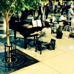 Head over to main Atrium between Concourse B and C to listen to live pianist. They are usually there in the evenings and sometimes during the day.