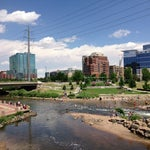 Photo taken at Confluence Park by Peter H. on 7/2/2013