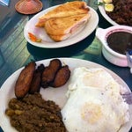 Photo taken at Cuban Corner by Beatriz w. on 7/8/2011