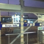 Photo taken at Estación Tomás Valle - Metropolitano by Julio S. on 11/25/2012