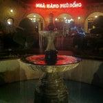 Photo taken at Phu Dong Restaurant(Nhà hàng Phù Đổng) by เดียร์ on 12/25/2012