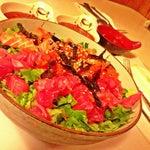 Photo taken at Tokyo Sushi Bar by Mariela F. on 2/10/2013