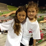 Photo taken at Tully Stadium by Niki H. on 9/20/2014