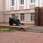 Фото Военно-исторический музей в соцсетях