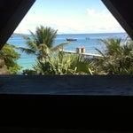 Photo taken at Pousada Villa Paradiso by Laura B. on 12/18/2013