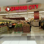 Photo taken at Seafood City Super Market by gerry w. on 5/17/2013