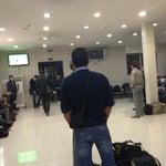 Маленький аэропорт, и просто крошечный зал ожидания!!!!!