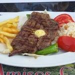 Photo taken at Amisos Cafe by Çağrı E. on 6/29/2013