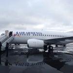 В Ереван прямые рейсы снова два раза в неделю по средам и субботам.