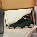 Photo taken at Foot Locker by Mike A. on 1/18/2014