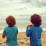 Photo taken at Dagsworthy St. Beach by David S. on 7/19/2014
