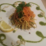Photo taken at Karyn's Raw Conscious Comfort Food by M W. on 7/1/2014