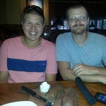 Photo taken at Outback Steakhouse by Shirley S. on 8/31/2014