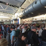 If you are arriving on an international flight be sure you plan plenty of time if you are connecting in Houston. Long lines in immigration and customs take a very long time to process through.