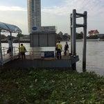 Photo taken at ท่าเรือพายัพ (Payap Pier)  N18 by Aimoss on 12/1/2014